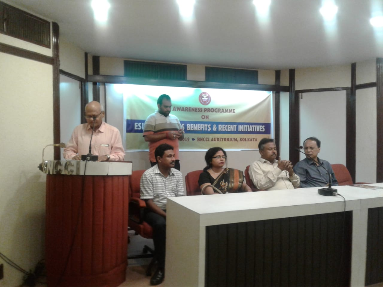 """ESIC: Its benefit and advantages"""" organized by ESIC on 27th August, 2019"""