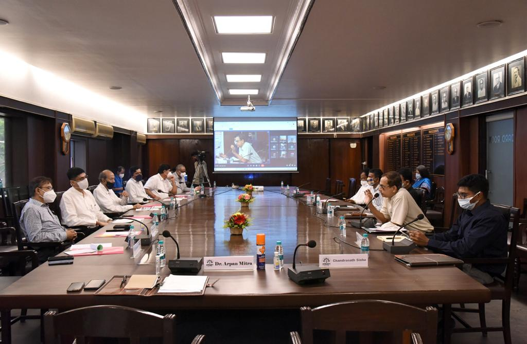 """Special Session on """"Sustainability of MSME in the post pandemic new normal era"""" held on 6th August, 2021"""